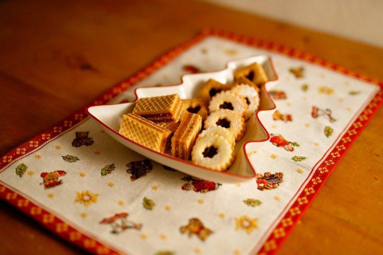 Prăjitură krantz de Crăciun