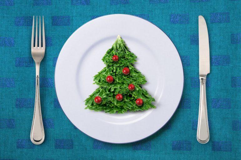ako si užiť Vianoce bez výčitiek z prejedania