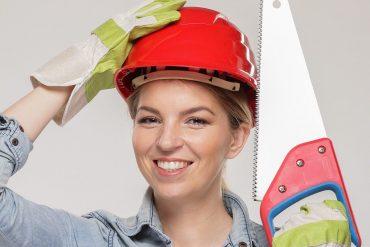 Bricolajul casnic este un hobby de care se bucură și femeile
