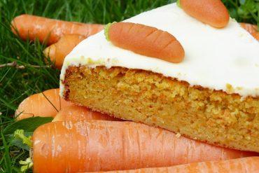 Akurát sladká mrkvová torta