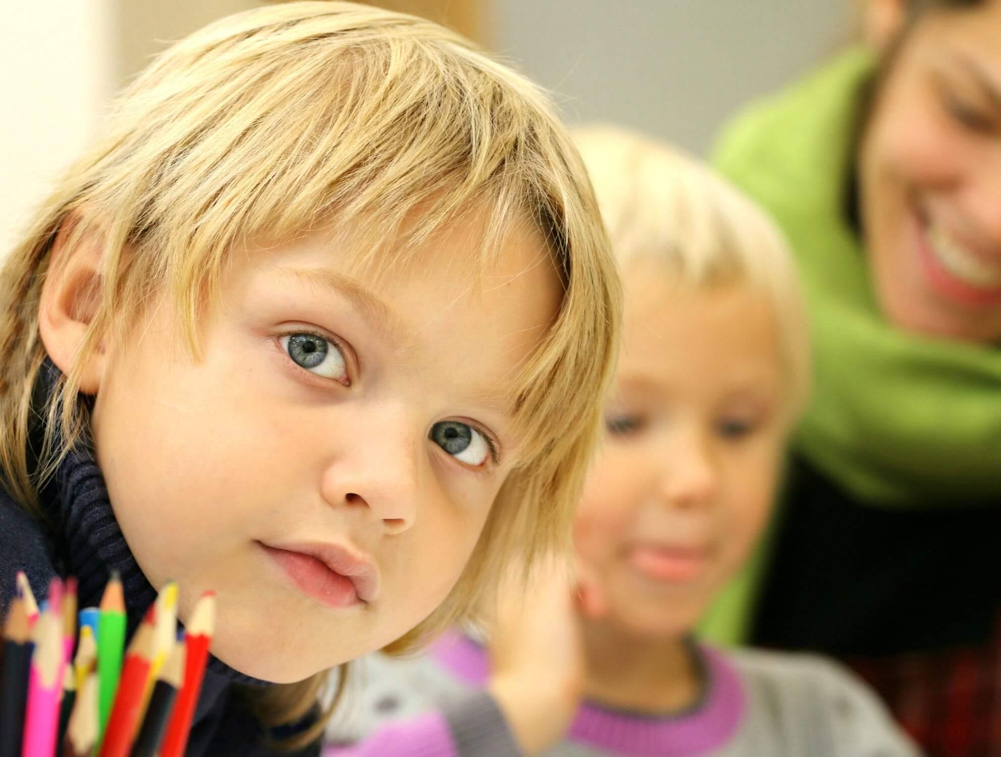 Buďte svojím deťom vzorným príkladom a vždy a zreteľne pozdravte nahlas