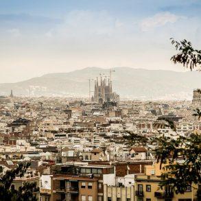 Jarné prázdniny v Barcelone