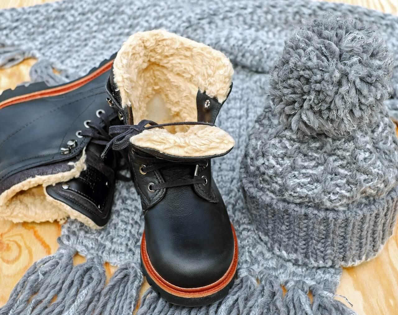 Ako sa postarať o zimné topánky