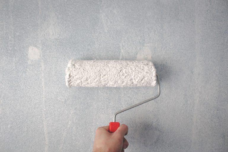 Nový vzhľad steny bez maľovania
