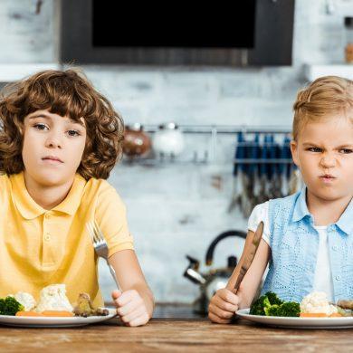 Karfiolová ryža, raňajková kaša a detská kôprovka