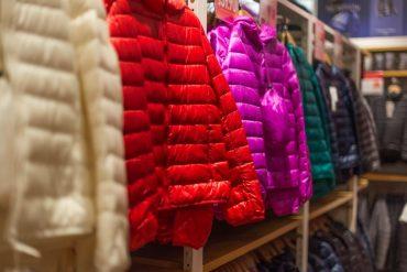 Cum să depozitați îmbrăcămintea de sezon