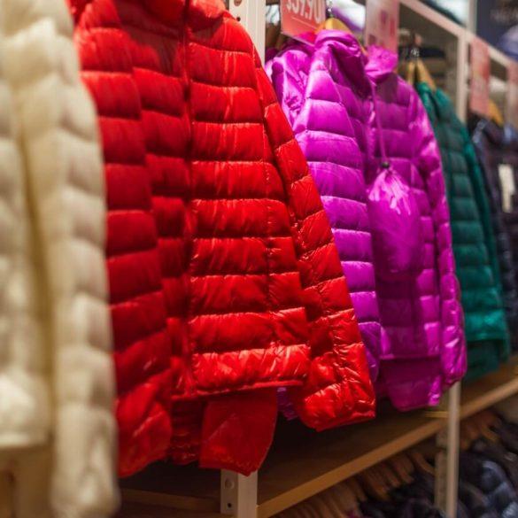 Hogyan raktározzuk el aszezonális öltözéket
