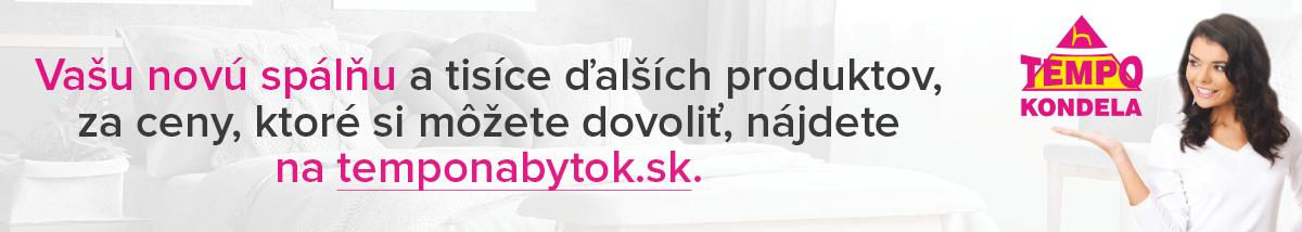 Nová spálňa na temponabytok.sk