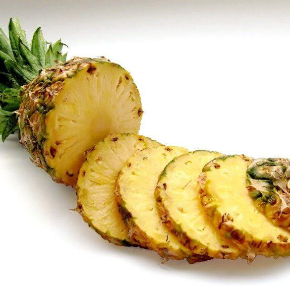 Grillezett ananász, mely mindenkit elvarázsol