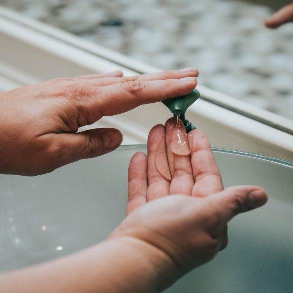 Vyrobte si dezinfekčný gél