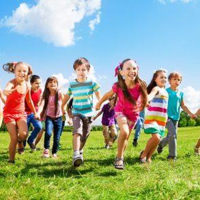 Tvoríme s deťmi ku Dňu detí
