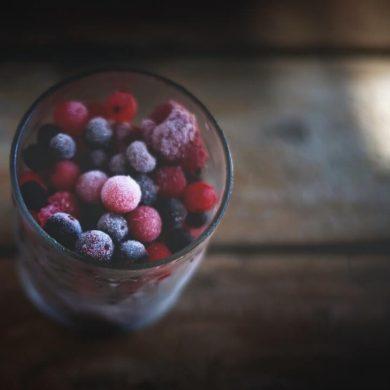 12 tipov na mrazenie a sušenie ovocia