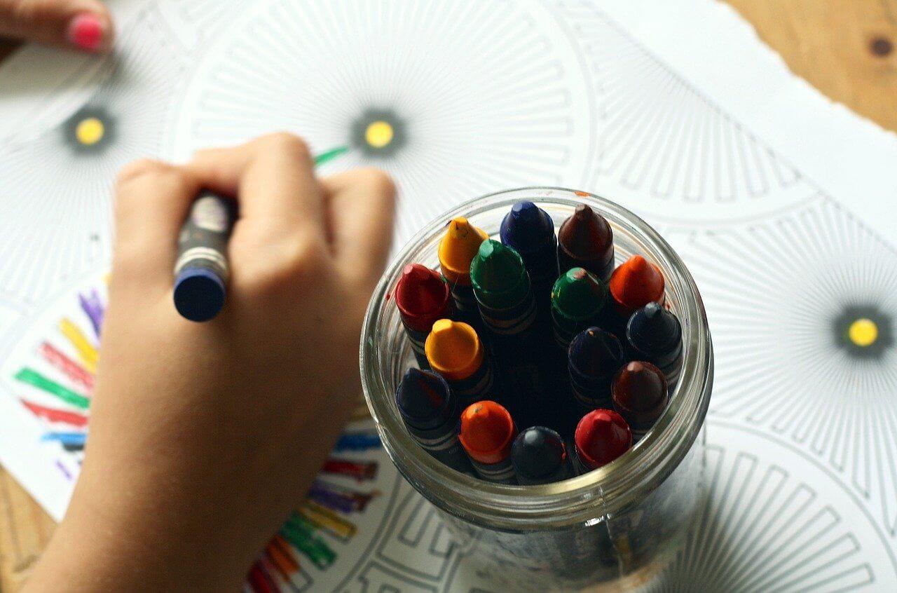 Buďte dieťaťu inšpiráciou v tvorivosti