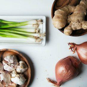 Zelenina, ktorú môžete pestovať donekonečna v pohári