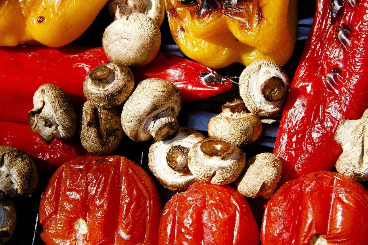 Hogyan készítsük el a grillzöldségkeveréket