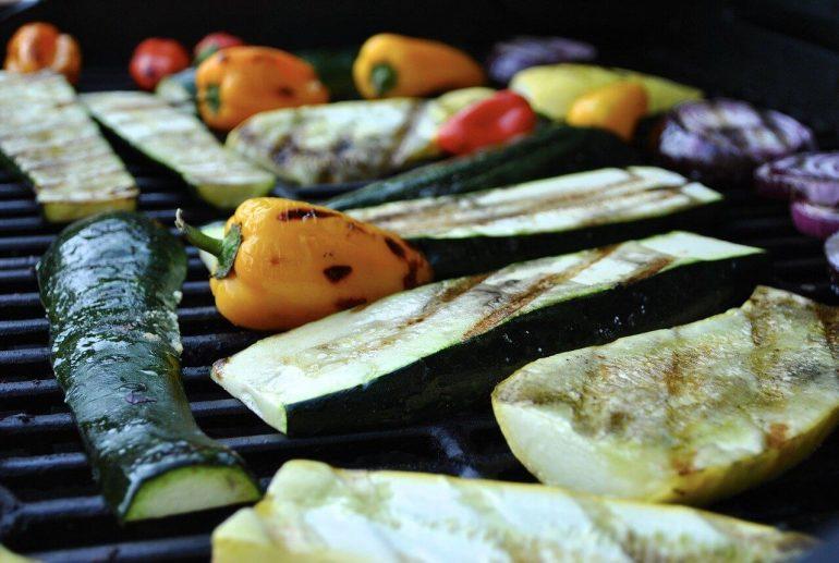 3 vegetáriánus recept a grillezéshez