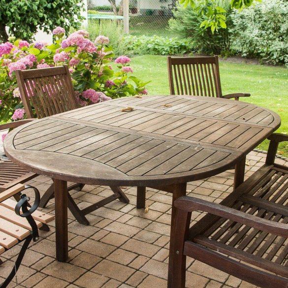 Cum să păstrați peste iarnă mobilierul de grădină