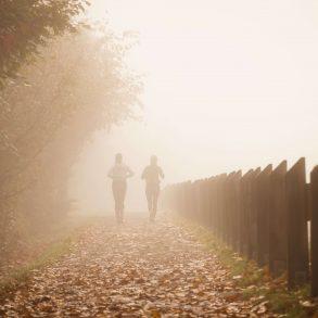 Sportolás ősszel és télen