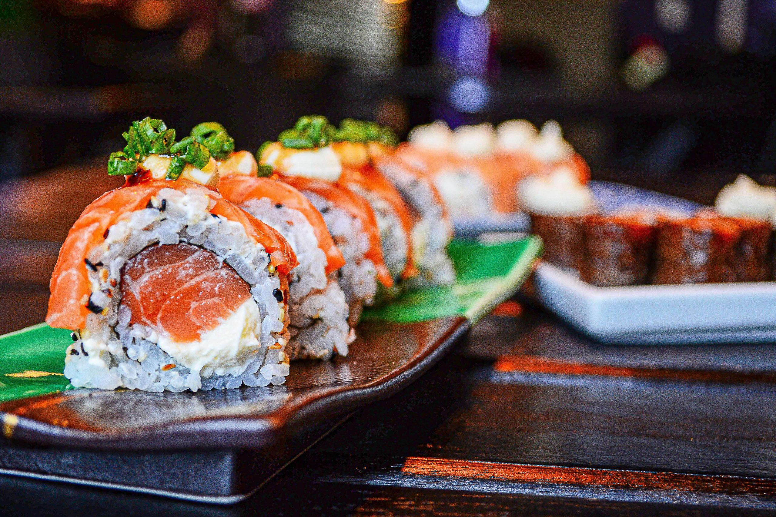 Sushi otthon