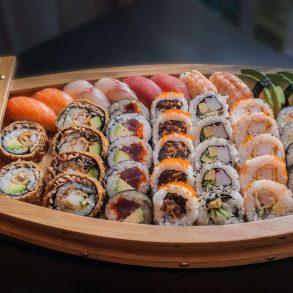 Alegjobb házi készítésű sushi