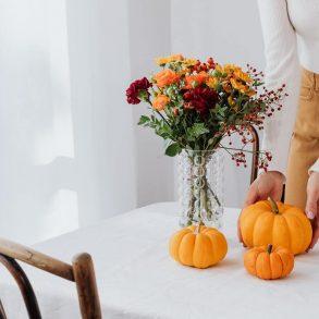 6 tipov, ako dostať jeseň ku vám domov