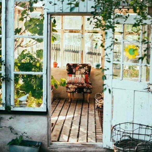 Stilul rustic în designul interior