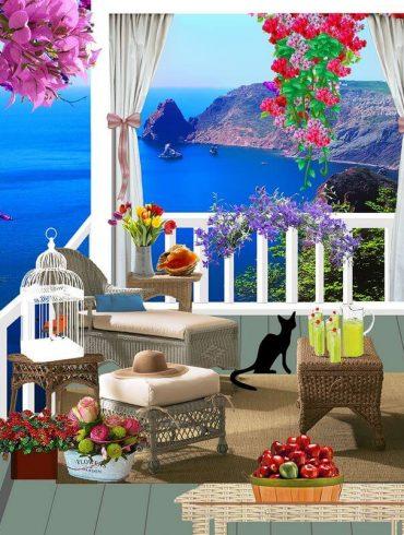 Transformă-ți balconul într-o oază de relaxare