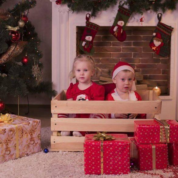 Cele mai potrivite cadouri de Crăciun pentru cei mici