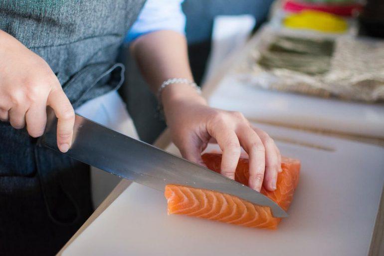 Domáce rybie prsty pre deti