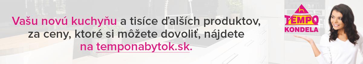 Kuchyna na temponabytok.sk