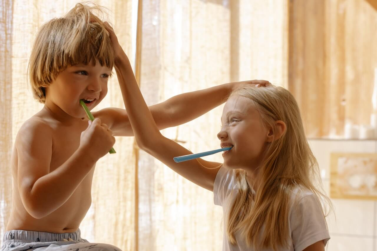 Detská zubná pasta môže byť skvelou motiváciou na umývanie zubov