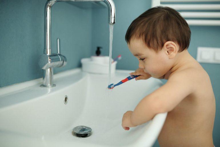 Naučte deti umývať si zuby