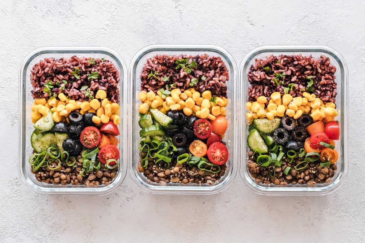Sklené nádoby sú lepšie na zohrievanie jedla