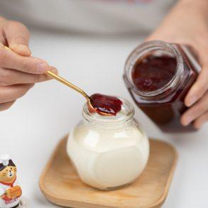 Vyrobte si skutočne domáci jogurt