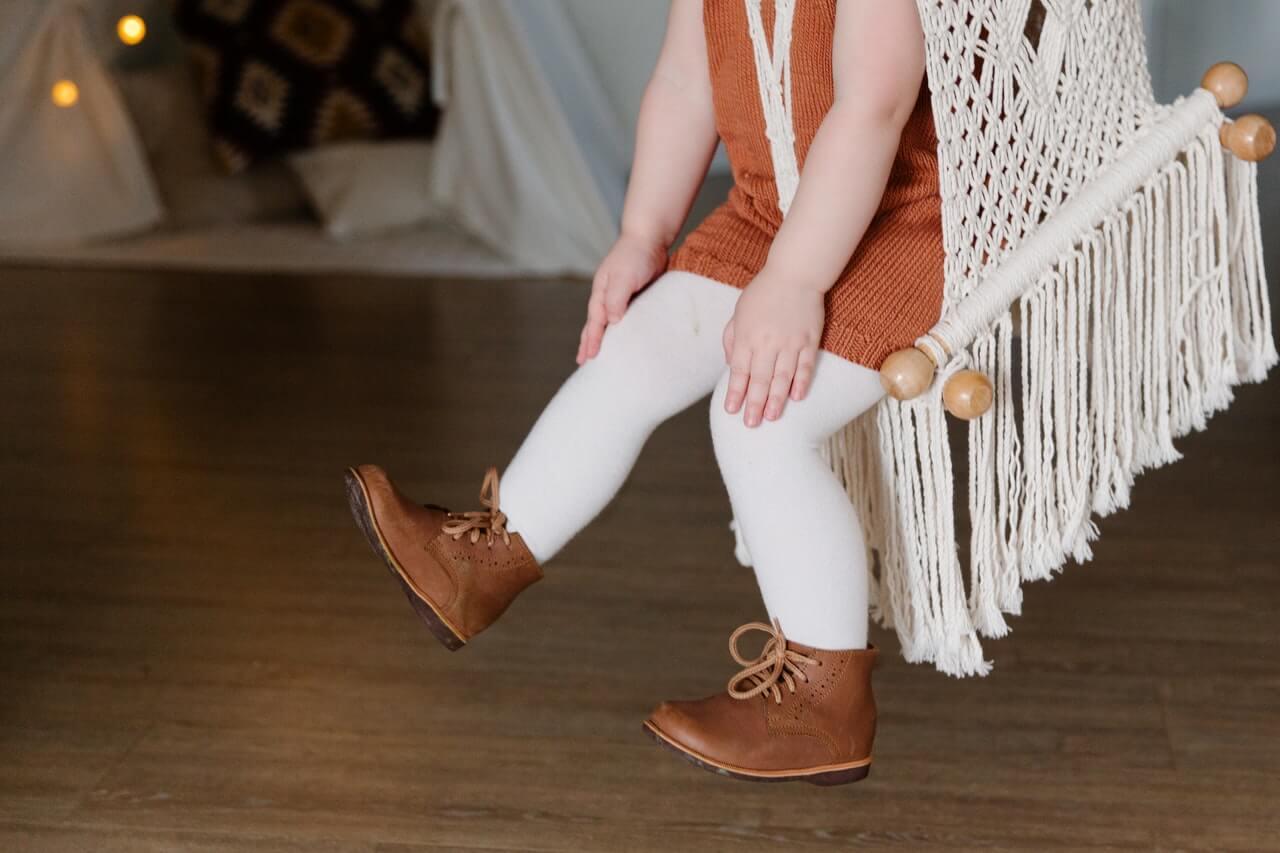 Ako správne zmerať nohu dieťaťu?