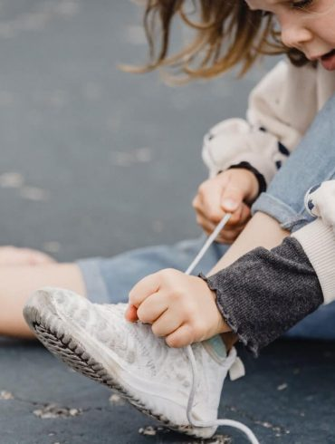 Ako správne zmerať detskú nohu?
