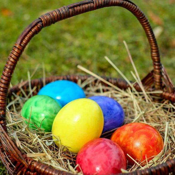 Rețete de Paște ușoare