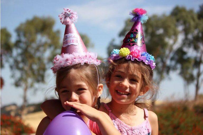 Aniversarea zilei de naștere a copilului