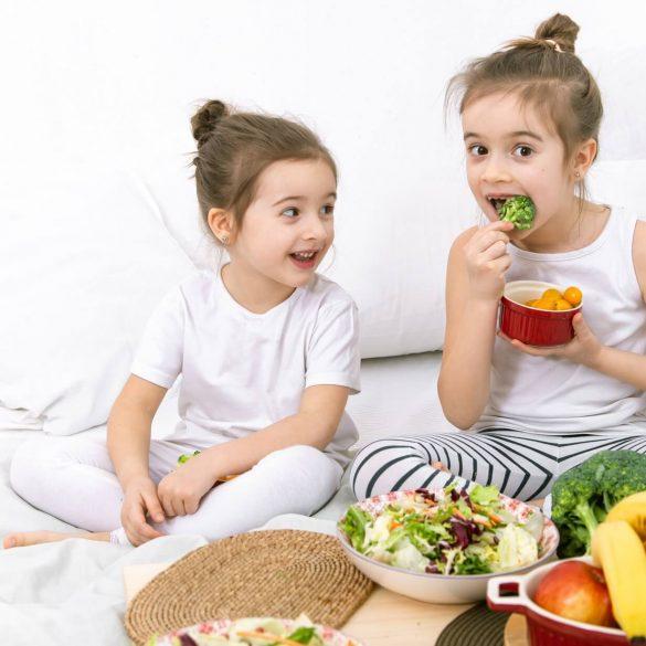 Hogy vedd rá a gyereket, hogy megegye a zöldséget