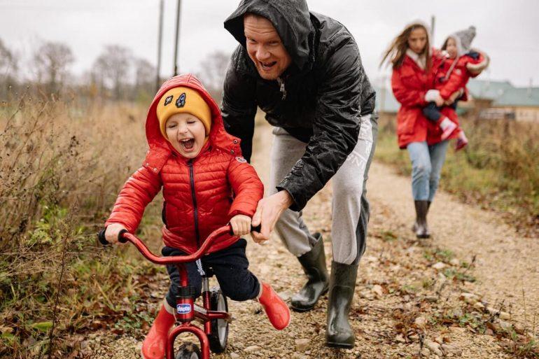 Ako vybrať prvý detský bicykel?