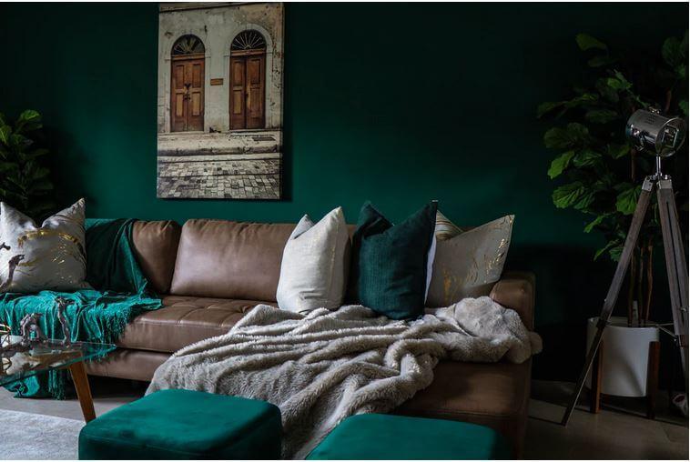 De ce sunt importante culorile în designul interior al casei