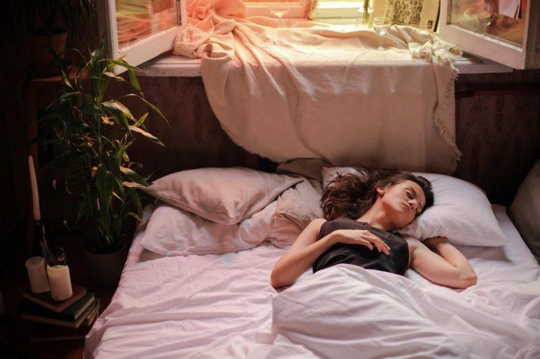 Ako správne spať